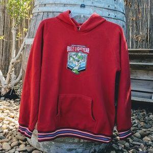 Buzz Light-year hoodie sz XL Vintage..